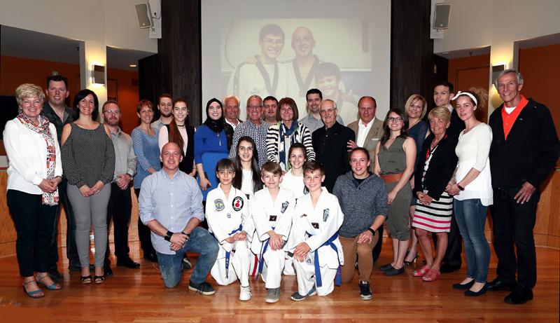 Accueil club taekwondo repentigny for Club piscine repentigny